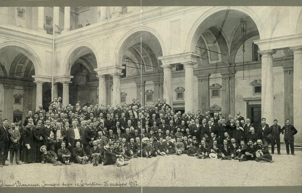 1° raduno (1912)