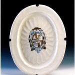piatto da pompa di Federico Borromeo