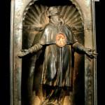 reliquiario dett. (S. Carlo)