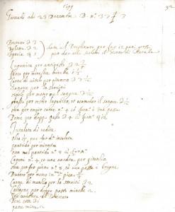 23 dicembre 1599