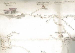 Pegazzera, 1742