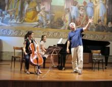 Pavia Cello Academy – masterclass e concerto