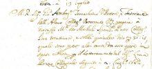 Spigolature d'Archivio – Dai libri… alla tavola: addottoramenti e convivialità in Collegio 4 secoli fa