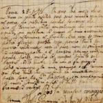 Spigolature d'Archivio – 1916: «Basta sempre coraggio»