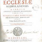 Spigolature d'Archivio – 1631, dopo Federico: un'eredità delicata