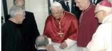 Spigolature d'Archivio – Aprile 2007: un papa in Borromeo
