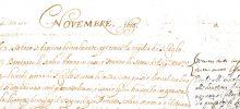 Spigolature d'Archivio – Tra preghiere, assalti e capponi…