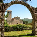 18-4 L'abbazia di San Vincenzo al Volturno