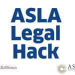 14-15 aprile ASLA Legal Hack