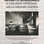 """23-6 Visita guidata alla mostra """"Reparto Borromeo"""""""