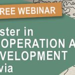 Master in Cooperazione e Sviluppo – Free Webinar