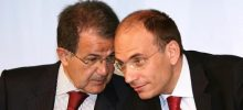 11-4 Colloquio sull'Europa, R. Prodi E. Letta